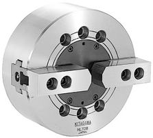 Kitagawa NLT06 Long Stroke 2-Jaw Closed Centre Power Chuck