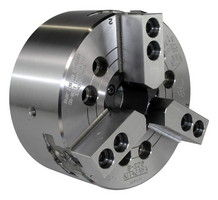 Kitagawa B-206 Open Centre Power Chuck