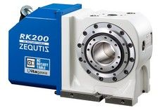 Kitagawa RK200L Quick Indexing NC Rotary Table