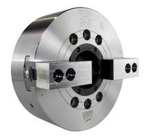 Kitagawa BT212 2-Jaw Open Centre Power Chuck