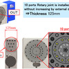 Kitagawa CK250 Ultra Compact NC Rotary Table