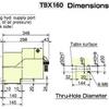TBX160B40