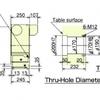 TR500 Dimensions