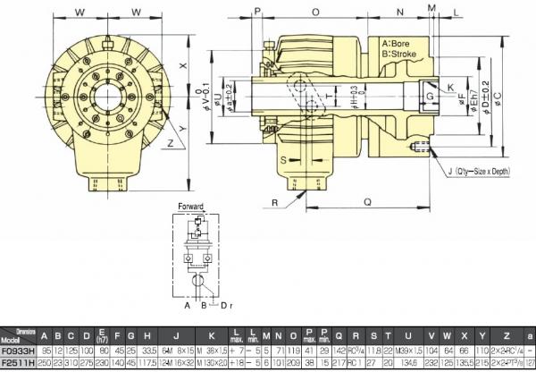 F2511H