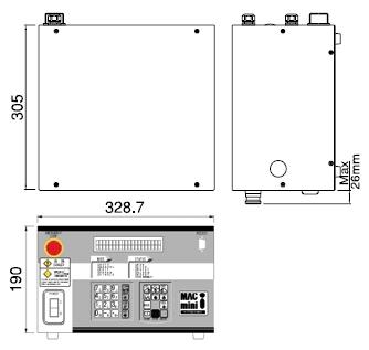 MAC mini iDM Kitagawa