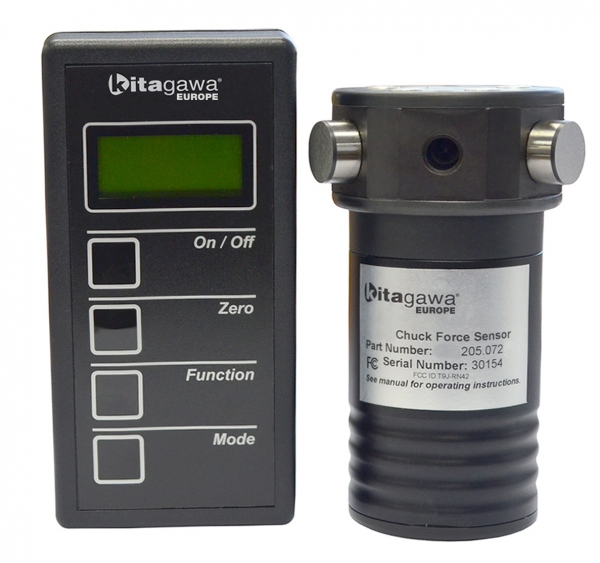 Wireless Grip Force Meter