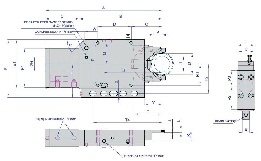 AS260 Diagram