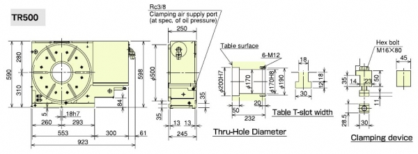 TRM500H70